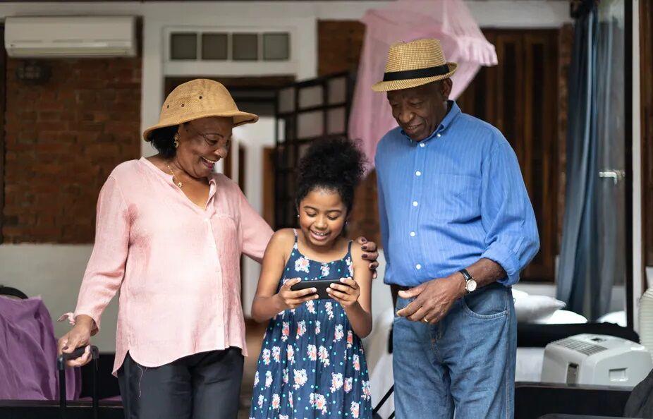 Grandparents_the conversation