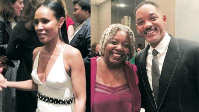 Jada Pinkett Smith and Will Smith launch Careers in Entertainment initiative