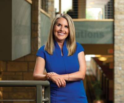 Corporate leader: Heather Schimmers