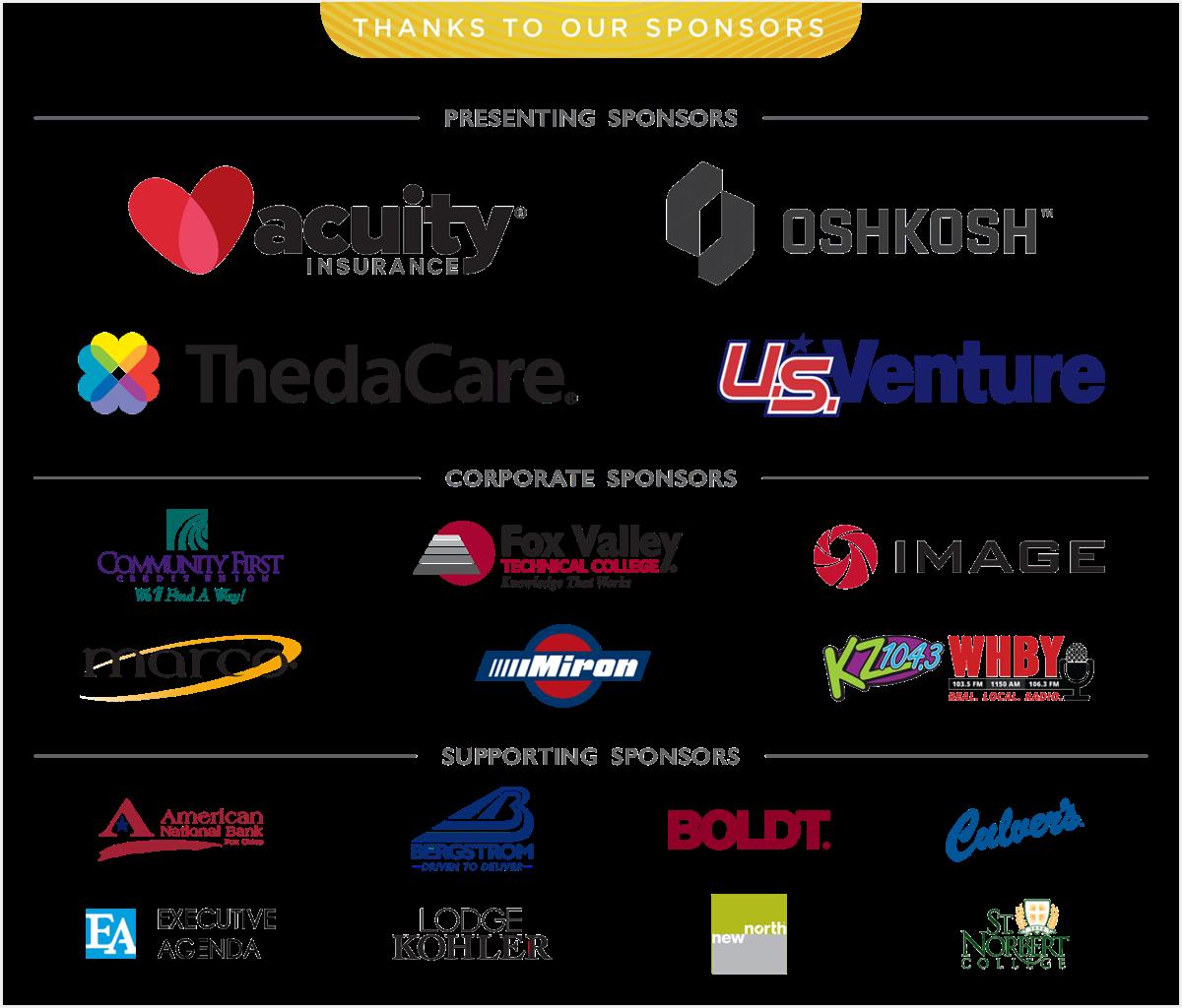 WOI sponsors 629