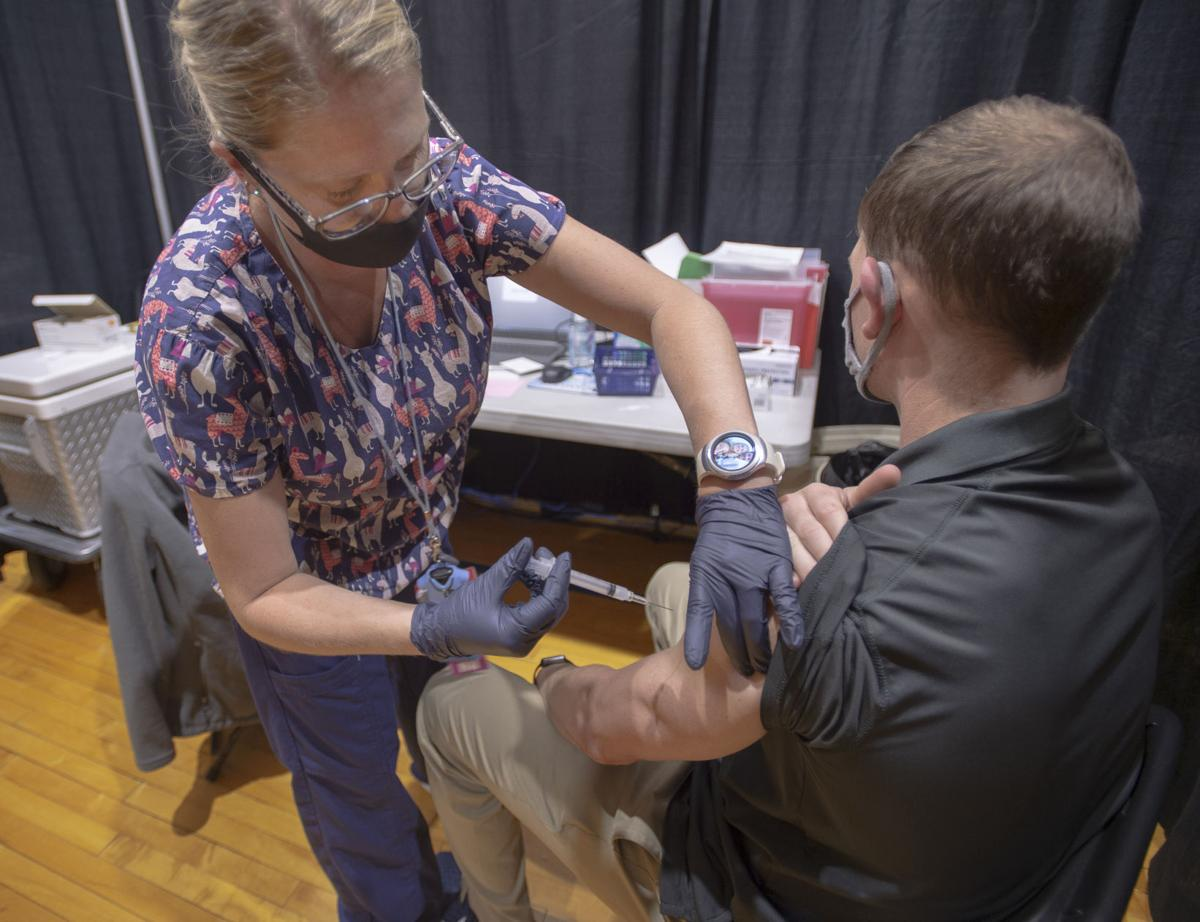 vaccination at trine