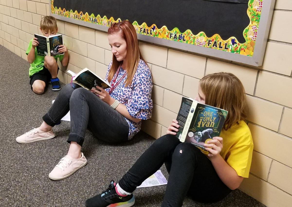 Central Noble bolsters lifelong literacy with one school, one book