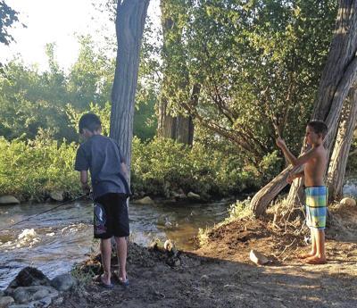 Independence Creek