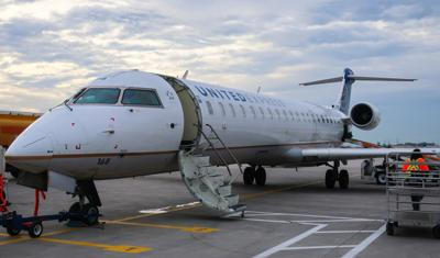 Commercial air service at Bishop Airport closer to takeoff