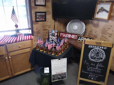 VFW pays tribute to the fallen