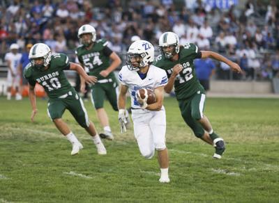 Bishop Union High School football v Burroughs