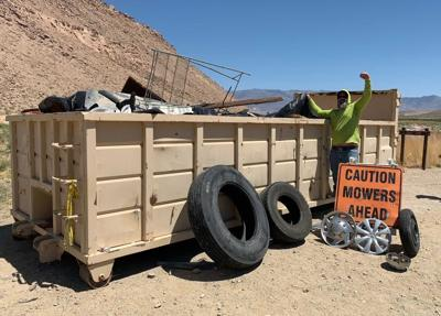 Owens River Annual Clean Up draws crowd