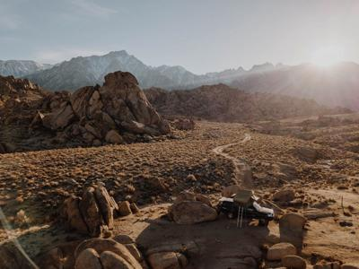 Alabama Hills named No. 3 campground in USA