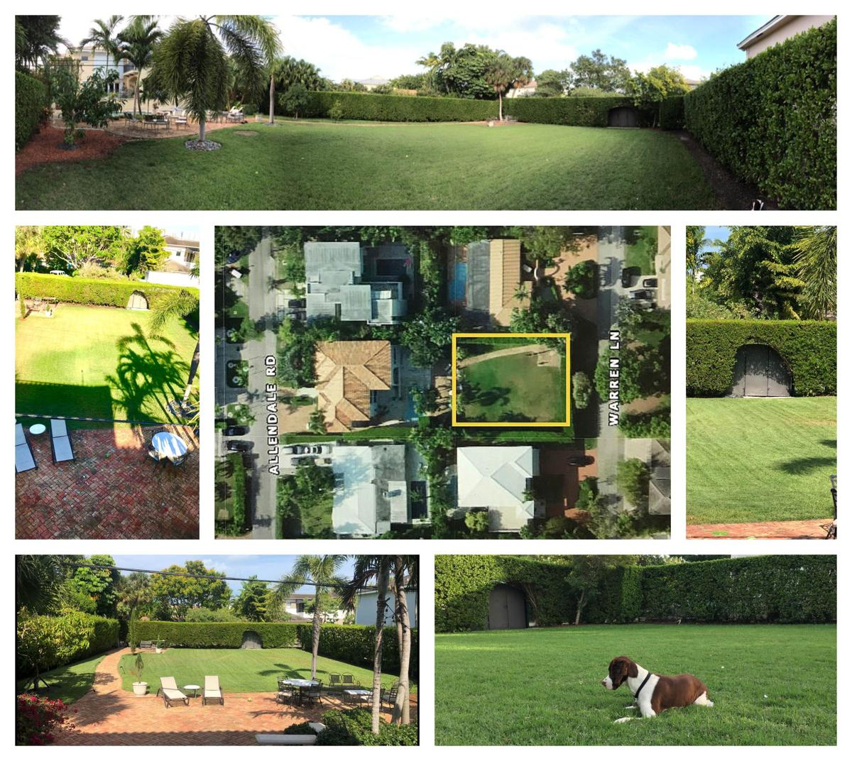 For sale by Owner - Key Biscayne Lot  Ready to build in quiet street