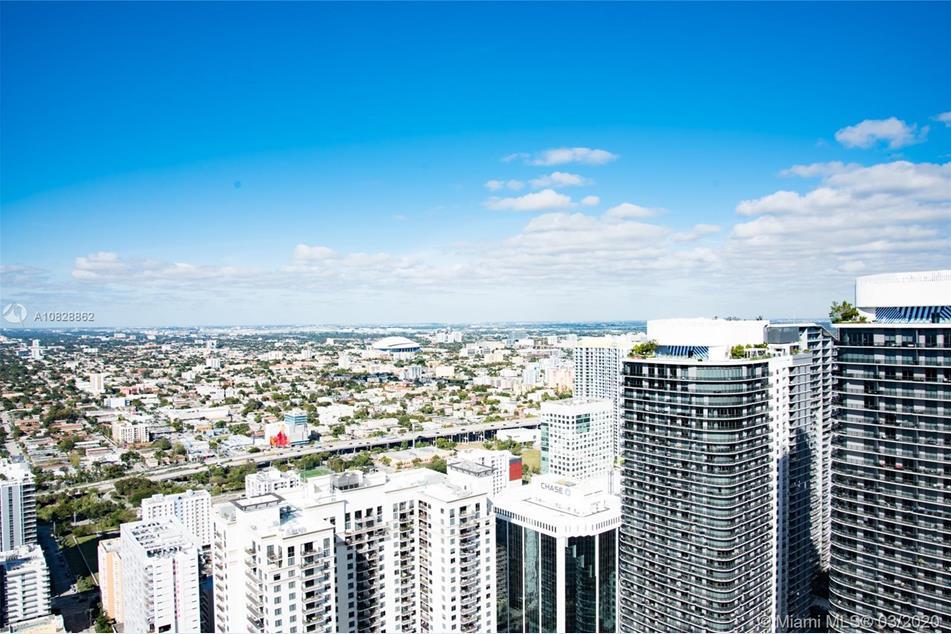 1001 S Miami Ave #PH5406