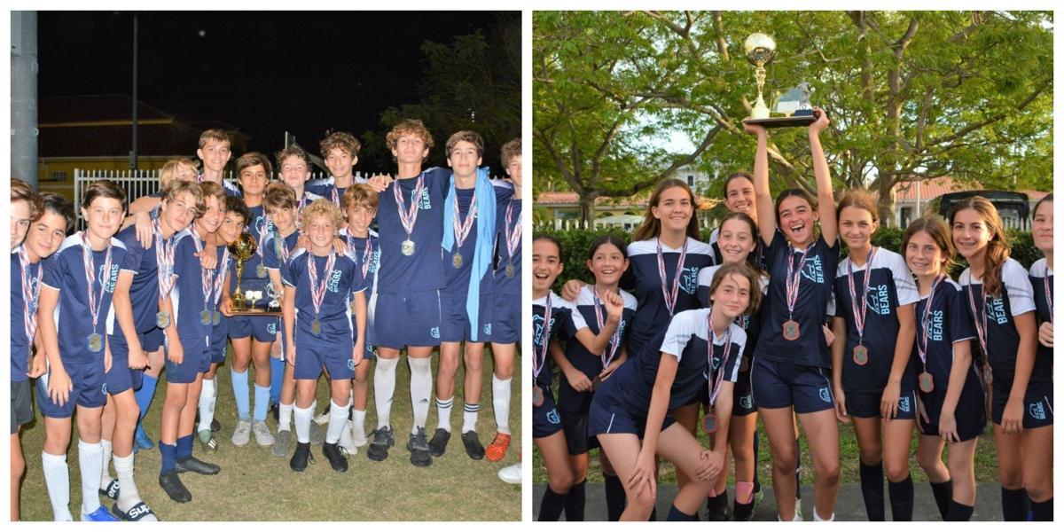 St Agnes Soccer teams - #kbsportsreport
