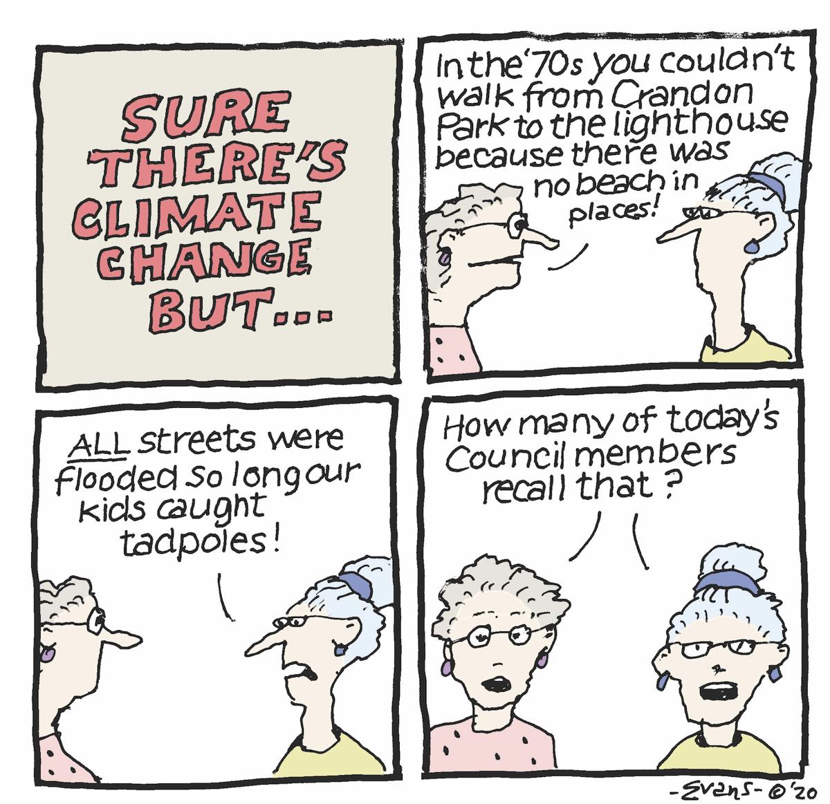 Cartoonist provides some KB cartoon perspective