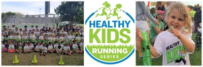 Healthy Kids Running Series in Key Biscayne