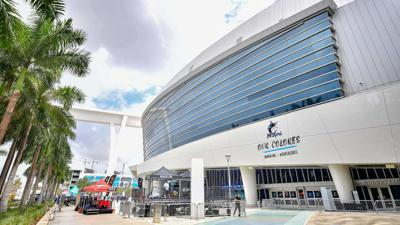 Marlins Park testing site due to open tomorrow for those ages 65 and over