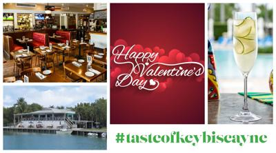 Last Minute V-Day ideas - #tasteofkeybiscayne