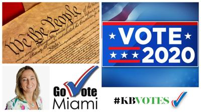 #kbvotes - US Constitution --  the supreme law of the land -- signed 232 years ago