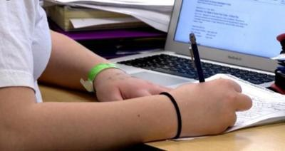 Students having problems with online AP exams at home may be able to do retakes in June