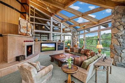 250-acre property located in Colorado's Vail Valley that just went on the market for $42 million.