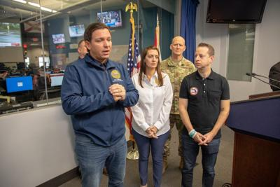 Florida's disaster chief is leaving the DeSantis administration