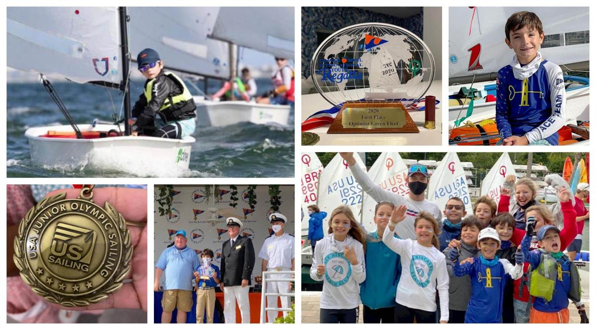Young Key Biscayne sailor Pablito Muñoz wins Orange Bowl Regatta