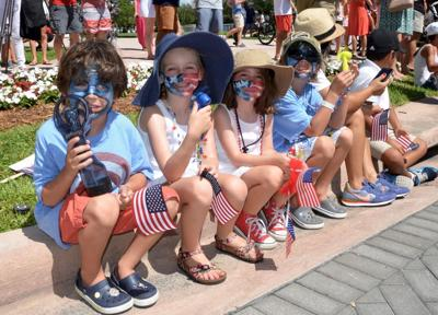 Stay safe and enjoy the parade and July 4 festivities