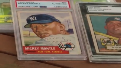 Pandemic-fueled sports card trading boom with one card fetching $5.9 million
