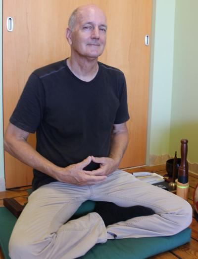 Bill Durham of Miami Meditation Center