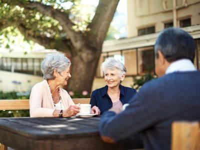 Most people over 65 will eventually need some form of paid care.