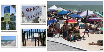 Naples to reopen beaches
