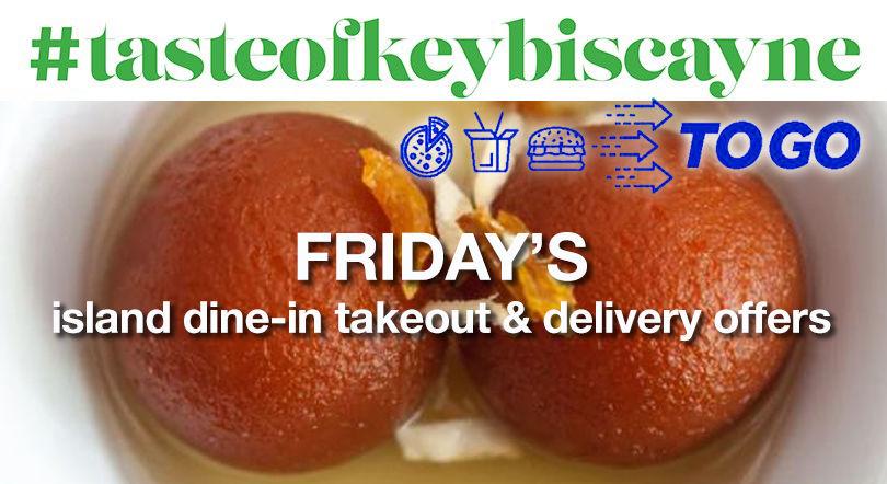 #tasteofkeybiscayne for Friday July 3rd
