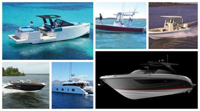 A few of the must-see vessels featured at the Boat Show