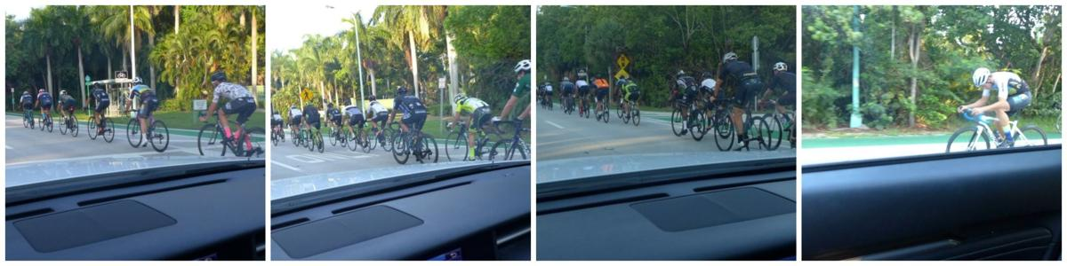 Rant - Cyclist taking over road