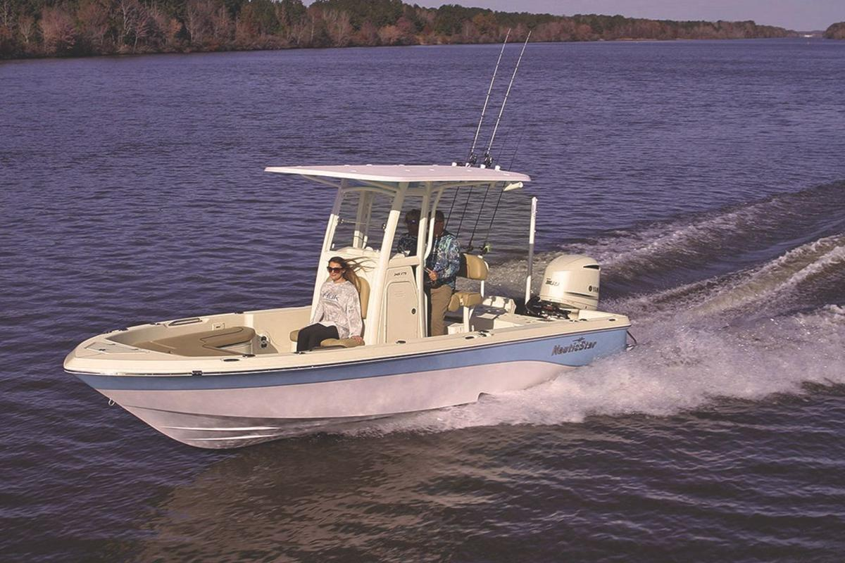 NauticStar Unveils the 191 Hybrid