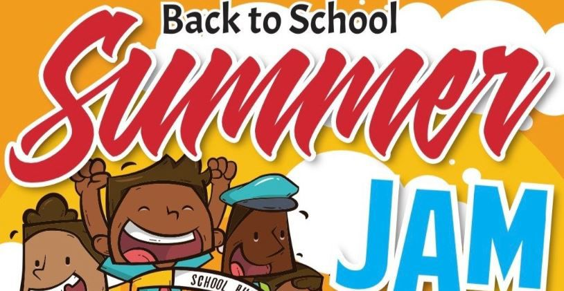 back to School Summer Jam