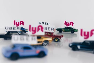 Uber Lift rides up 40 percent