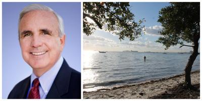 Mayor Gimenez to close Crandon Park Beaches