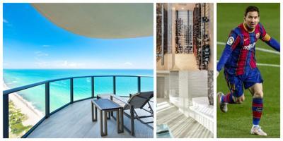 Lionel Messi purchases $7.3 luxury condo in Miami