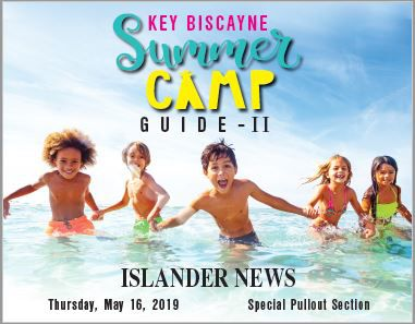 2019 Key Biscayne Summer Camp listings