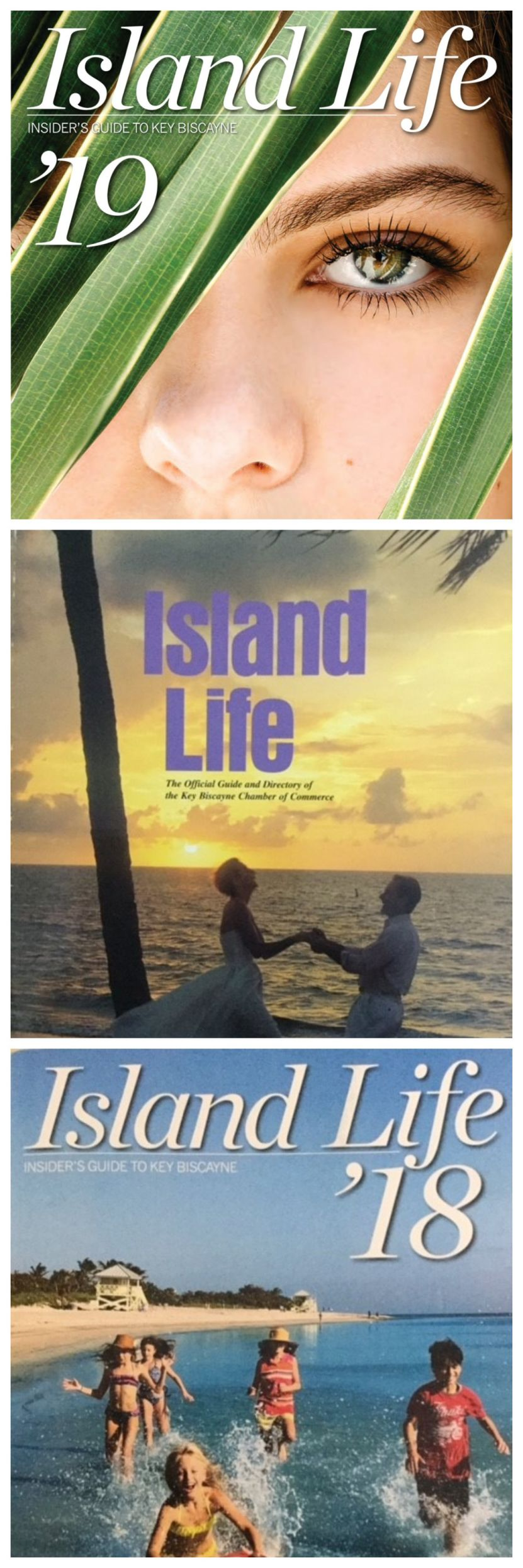 Island Life, a Key Biscayne tradition, now in its 25th year