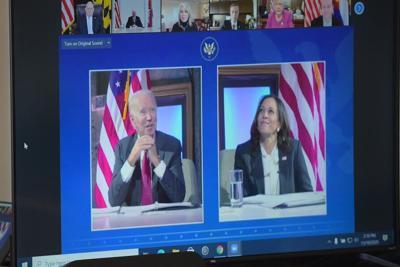 President-elect Joe Biden and Vice President-elect Kamala Harris