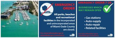 Marinas can remain open