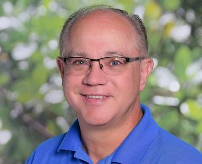 Pastor Denny Eastling of Key Biscayne Community Church