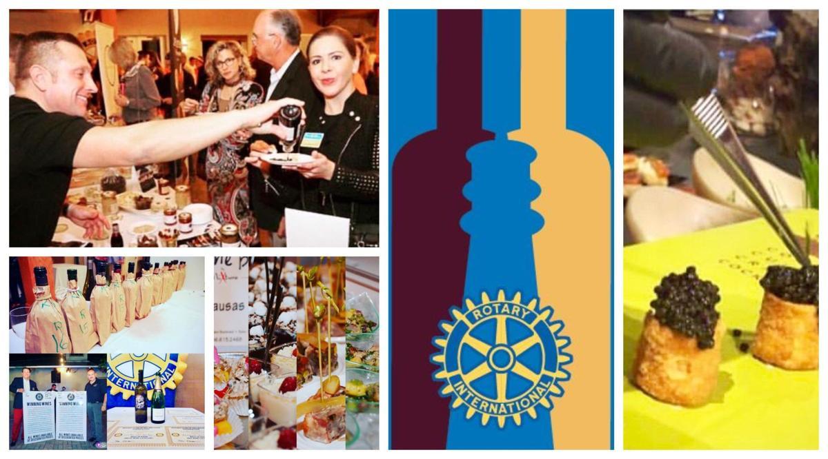 Rotary's Wine & Food festival - this Friday, Nov 22