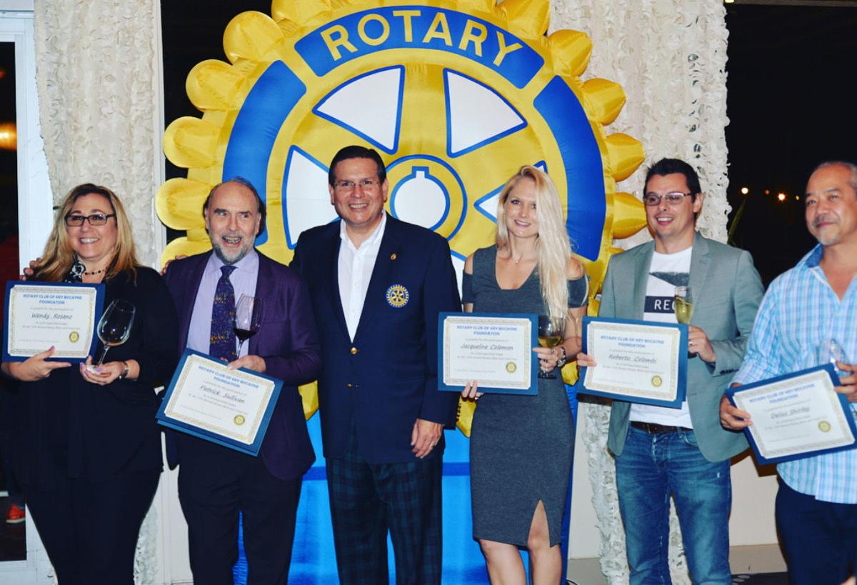 Rotary's Wine & Food festival -  Friday, Nov 22