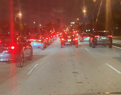 Monday accident illustrates ongoing safety concerns on Rickenbacker Causeway