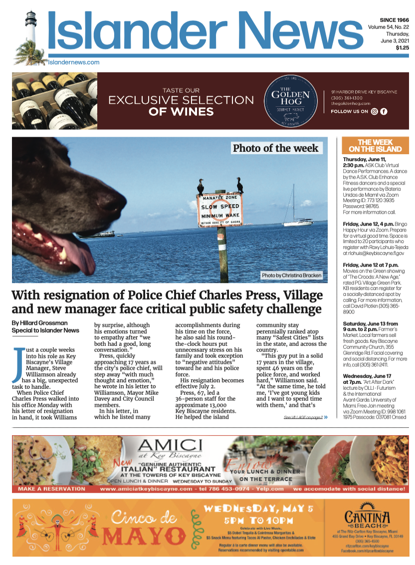 Redesigned Islander print edition set to launch on June 3