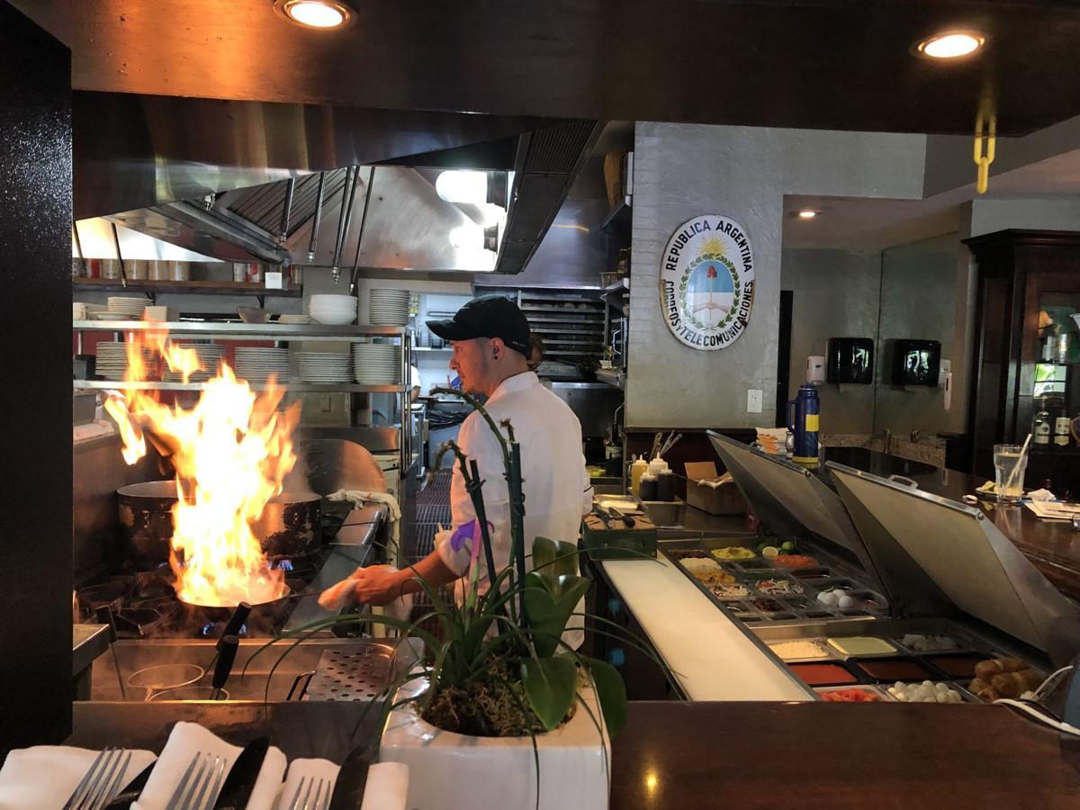 Novecento kitchen