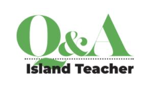 Island Teacher Profile - Maria Thorne