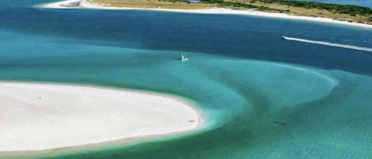 Caledesi Island State Park