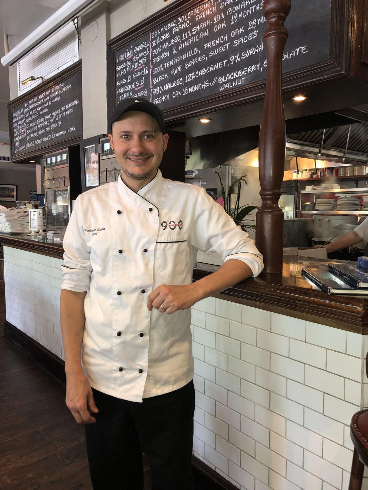 Chef Federico Guala